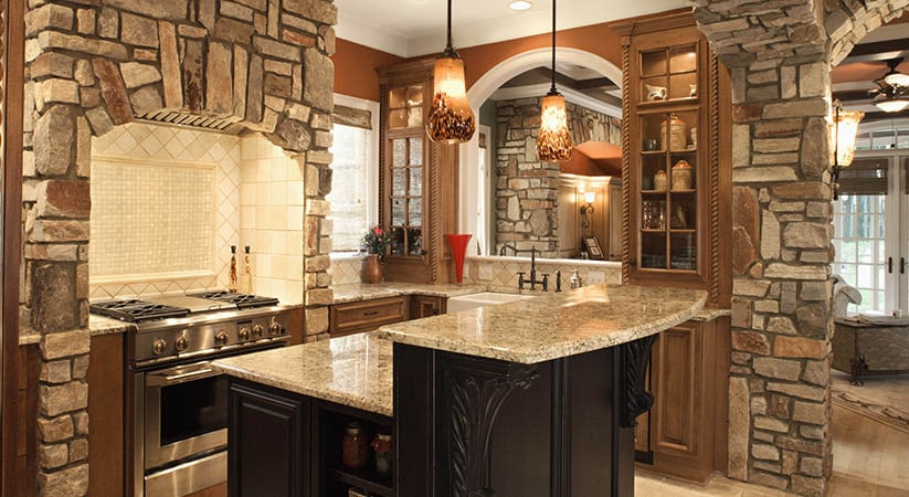 Most Of The Kitchen Countertop Materials Are Strong And Durable But As Time Pes All Types Material Deteriorates Simple Wear